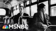Racial Inequality In U.S., 65 Years After Rosa Parks' Montgomery Bus Boycott   The Last Word   MSNBC 2