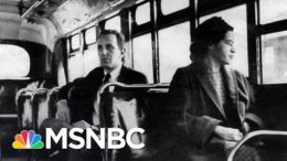 Racial Inequality In U.S., 65 Years After Rosa Parks' Montgomery Bus Boycott | The Last Word | MSNBC 2
