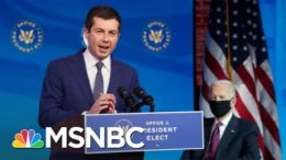 Buttigieg Makes History As First Openly Gay Cabinet Pick | The 11th Hour | MSNBC 4