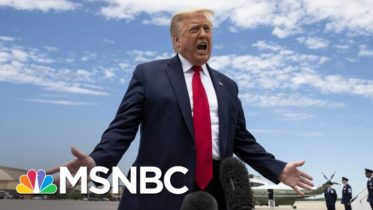 As Covid Deaths Top 300,000, Trump Focuses On Water Pressure   The 11th Hour   MSNBC 6