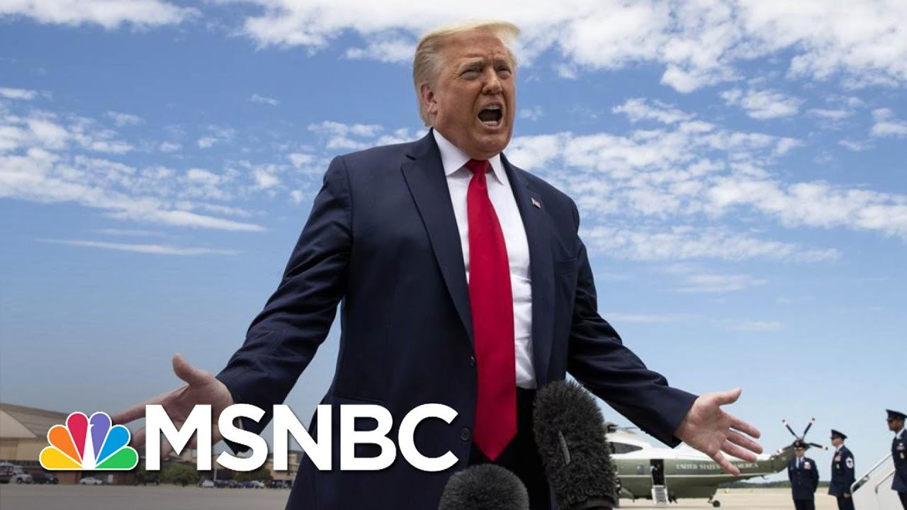 As Covid Deaths Top 300,000, Trump Focuses On Water Pressure | The 11th Hour | MSNBC 1