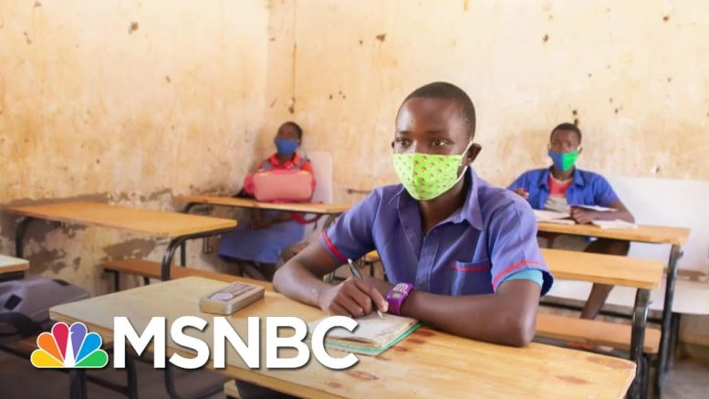 The Need For K.I.N.D. Is More Urgent Because Of Covid-19 | The Last Word | MSNBC 1