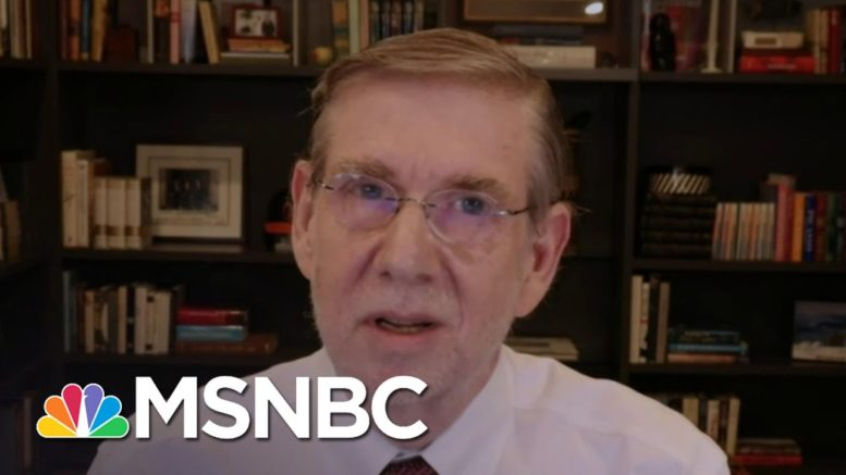 Dr. David Kessler Assures Having Extra Covid Vaccine Doses In A Vial Is 'Not Sloppiness' | MSNBC 1