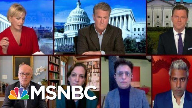 The Trump Presidency And American Democracy   Morning Joe   MSNBC 1