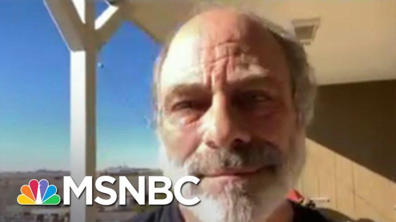 Dr. J.P. Schwartz On Rising Covid Cases In Texas City | Craig Melvin | MSNBC 1