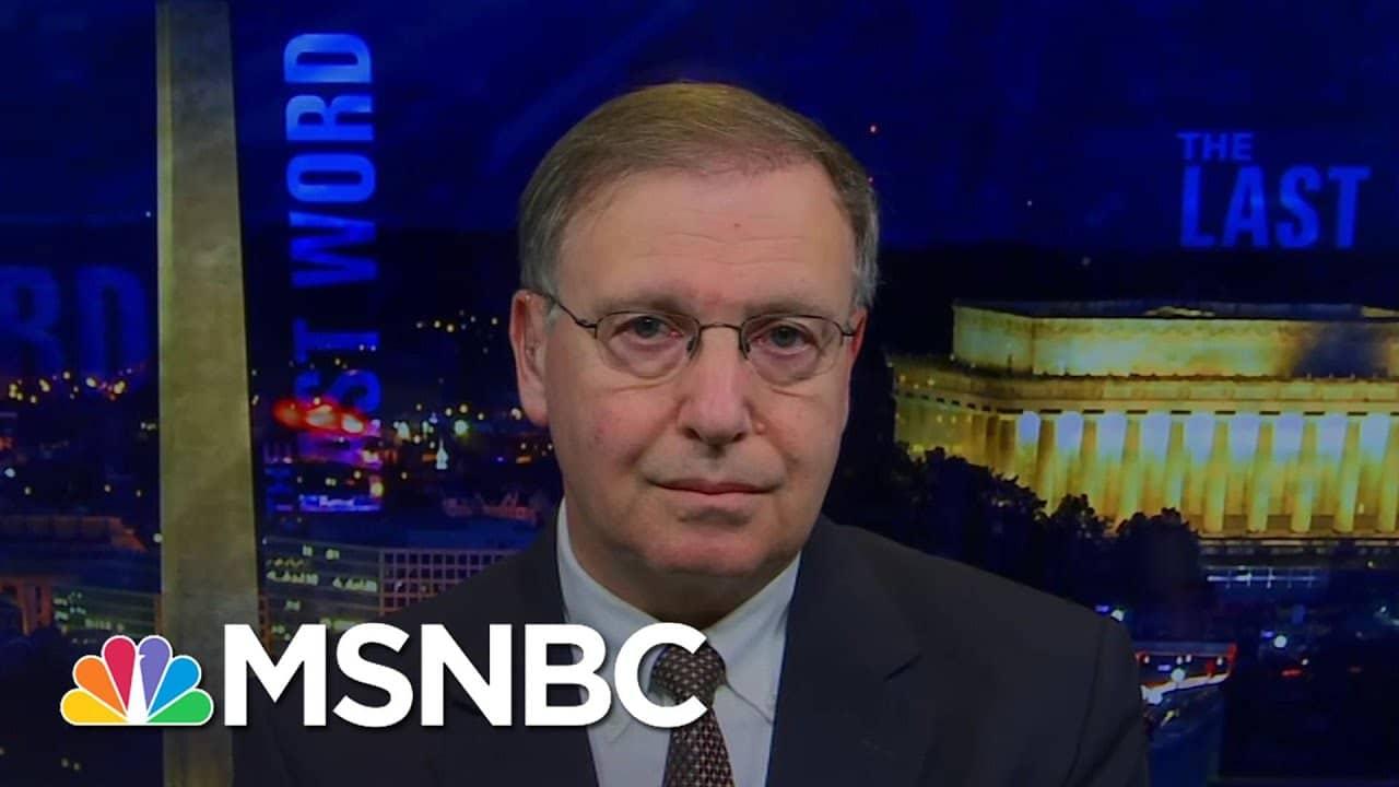 DOJ Investigating 'Bribery-For-Pardon' Scheme   The Last Word   MSNBC 1