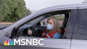 Drive-Thru COVID-19 Vaccinations Begin In Arizona | Craig Melvin | MSNBC 2