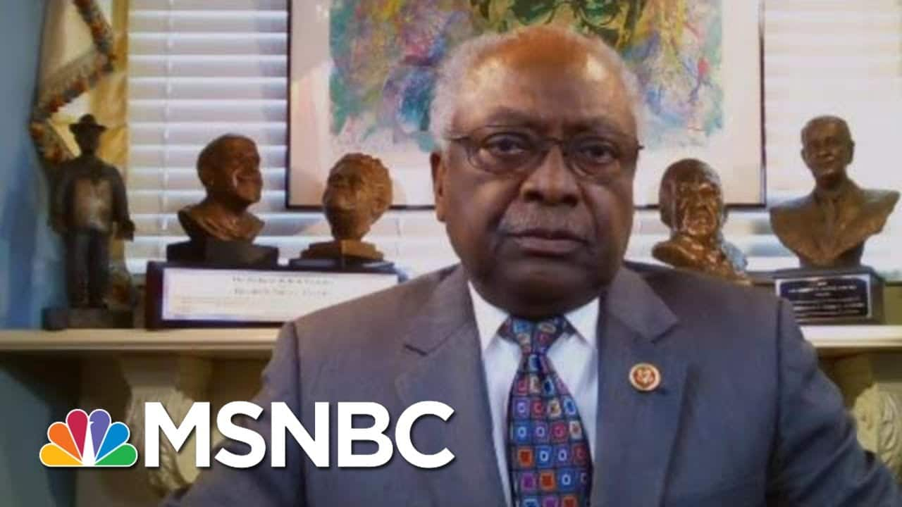 Jim Clyburn: 'May' Need A 9/11-Style Commission To Investigate Covid Response   MTP Daily   MSNBC 3