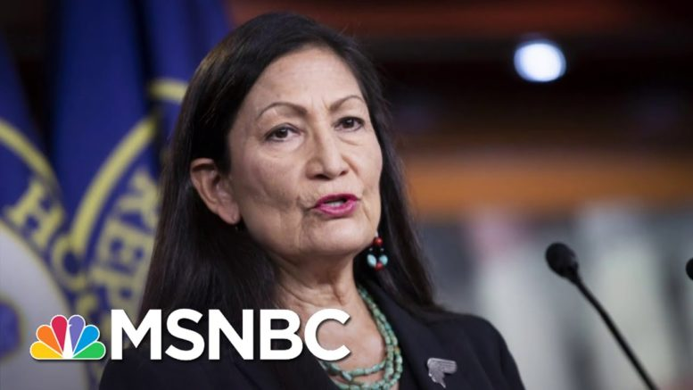 Biden To Nominate Rep. Deb Haaland As First Native American To Lead Interior Department | MSNBC 1