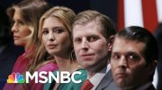 Fmr. FBI Lawyer: Why Would Trump's Kids Need 'Pre-Emptive Pardons'? | The 11th Hour | MSNBC 2
