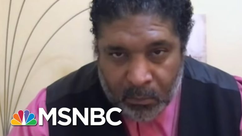 Rev. Barber: This Is Going To Require Long Term, Fundamental Transformation | The ReidOut | MSNBC 1