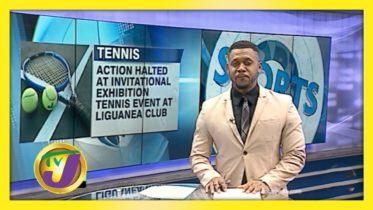 Exhibition Tennis Event at Liguanea Club Halted - December 16 2020 6