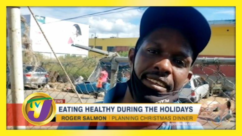 Eating Healthy During the Holidays - December 16 2020 1