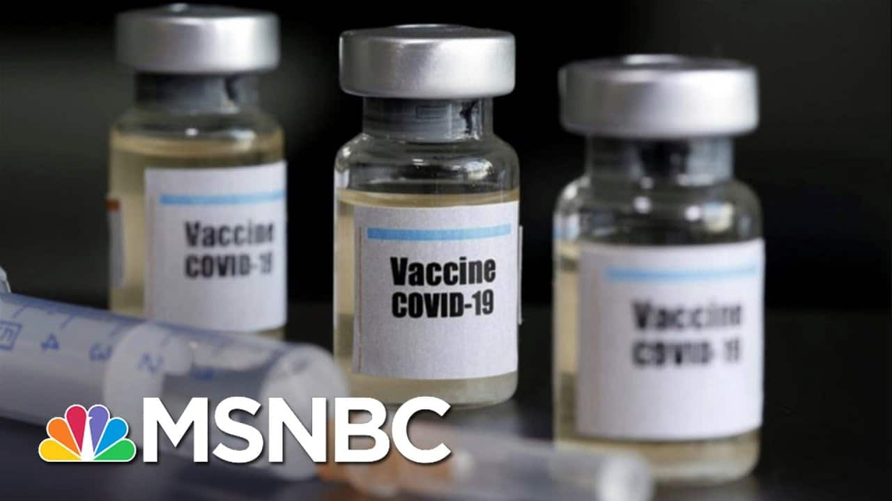 Should The Covid Vaccine Be Mandatory?   The 11th Hour   MSNBC 1