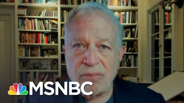 Robert Reich: 'This Is A Human Tragedy That Is Unfolding' | The Last Word | MSNBC 1