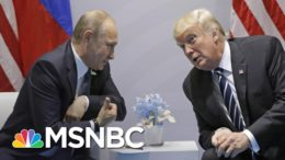 Watts: If China Were Accused Of Hack, Trump Would Be Ranting | The 11th Hour | MSNBC 9