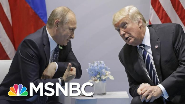 Watts: If China Were Accused Of Hack, Trump Would Be Ranting | The 11th Hour | MSNBC 1