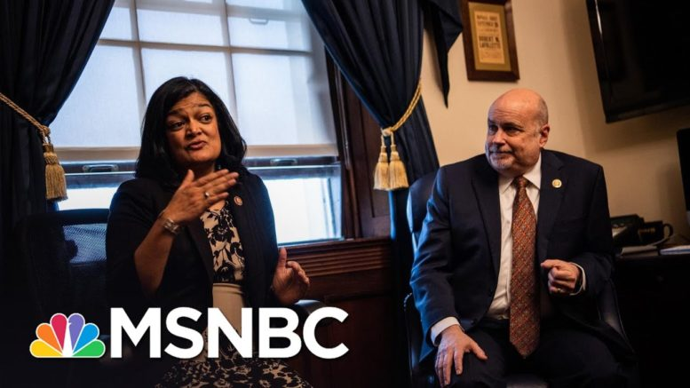 House Progressives Show Signs Of New Strength Heading Into Biden Admin | Rachel Maddow | MSNBC 1