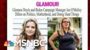 GOP Upset Over Biden's WH Deputy Chief Of Staff's Swear Words | Morning Joe | MSNBC 5