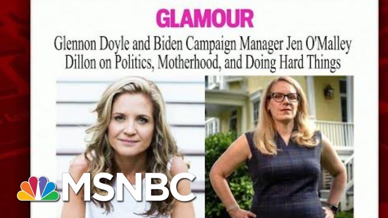 GOP Upset Over Biden's WH Deputy Chief Of Staff's Swear Words | Morning Joe | MSNBC 9