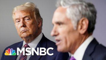 Trump, Fox News Misinformation Affliction Complicates Covid-19 Response | Rachel Maddow | MSNBC 6