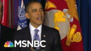 Marking 10th Anniversary Of Don't Ask, Don't Tell Repeal | Morning Joe | MSNBC 3