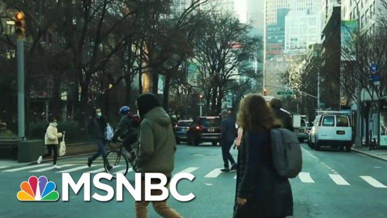 The Mental Health Impact Of The Coronavirus | Morning Joe | MSNBC 1