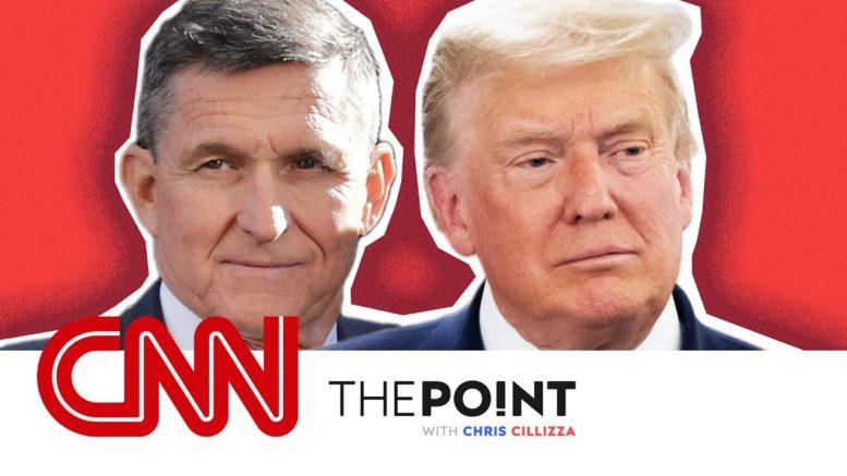 Michael Flynn perfectly explains Trump's presidency 1