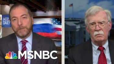 John Bolton: Russia Hack Is Huge, 'Cannot Underestimate Its Significance' | MTP Daily | MSNBC 6