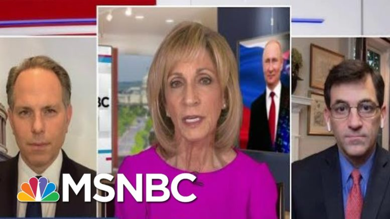 Jeremy Bash: This Is An Epic National Security Crisis   Andrea Mitchell   MSNBC 1