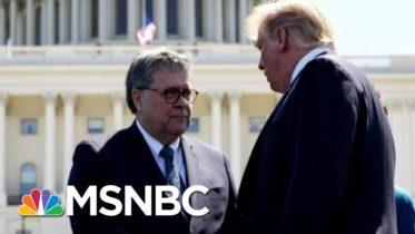 AG Barr Breaks With Trump On Voter Fraud Allegations | Morning Joe | MSNBC 6