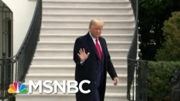 Trump's Latest 'Con': Ripping Off MAGA Fans After Losing   The Beat With Ari Melber   MSNBC 8