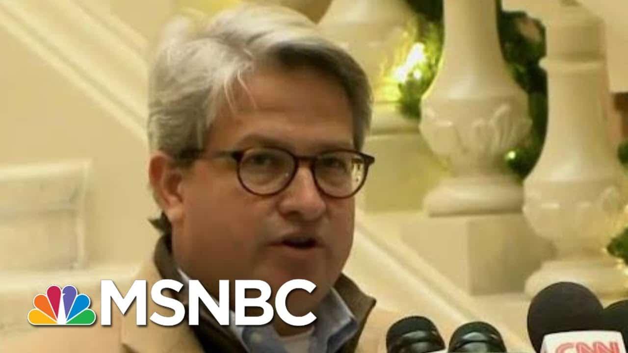 Election Official Tears Into Trump, Senators For Inciting Violence   Morning Joe   MSNBC 1
