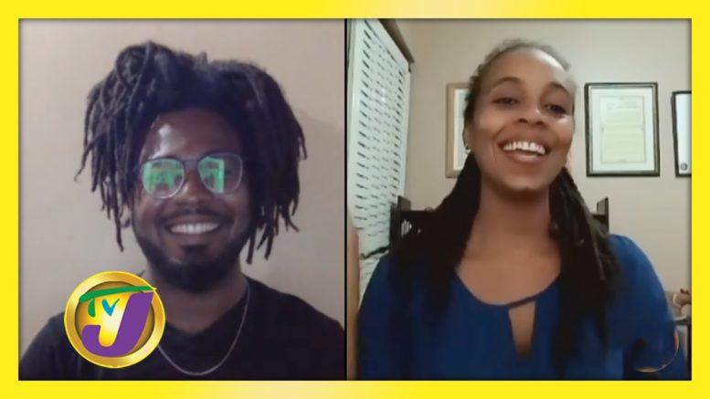 Richard Natto & Olivia Wilmot: TVJ Smile Jamaica - December 17 2020 1