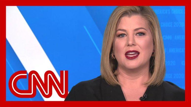 Brianna Keilar calls out GOP hypocrisy over Biden aide swearing 1