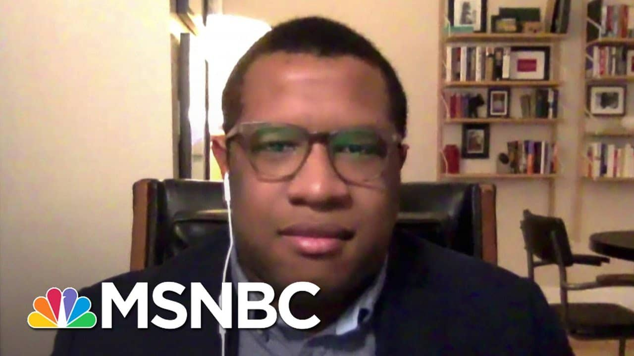Local Florida Democratic Party Gets Death Threat After Trump Election Lies | The Last Word | MSNBC 2