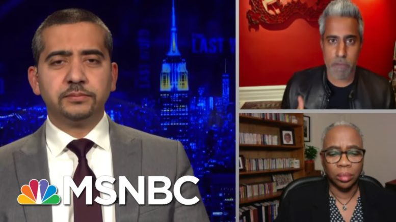 Anand Giridharadas: 'Trump Is Not That Different From Autocrats' | The Last Word | MSNBC 1