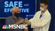 FDA Approves Moderna's Vaccine, As Congress Stumbles On Covid Relief | The 11th Hour | MSNBC 4