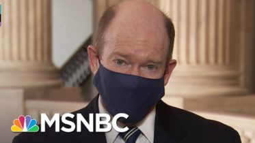 Sen. Coons Says Senate COVID Relief Vote 'Still Days Away' | MSNBC 5