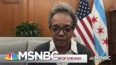 Lightfoot: 2019 Bodycam Video 'Shatters Any Confidence' Of Progress In Police Reform   MSNBC 6