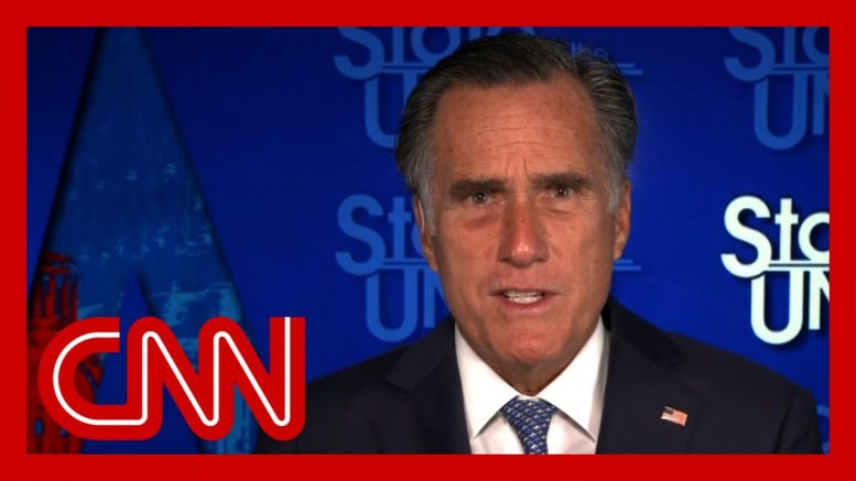 Romney: Trump has a blind spot when it comes to Russia 1