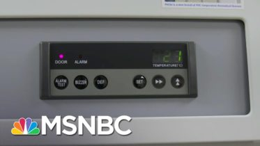 First Look Inside SD Hospital Where Ultracold Storage Units Will Freeze Pfizer Vaccine | MSNBC 6
