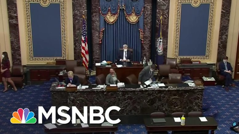 Covid Relief Package Within Reach As Senate Leaders Agree To Compromise | MSNBC 1