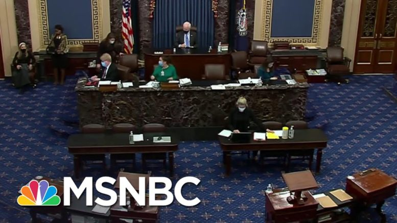 Sen. McConnell: 'We Appear To Be Just Hours Away' From Covid Relief Bill | MSNBC 1