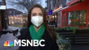 NYC Restaurants Brace For Possible End To Outdoor Dining | MSNBC 2