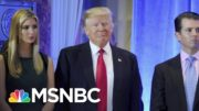 Feds Looking Into Alleged Scheme To Trade Money For Trump Pardon | Stephanie Ruhle | MSNBC 5