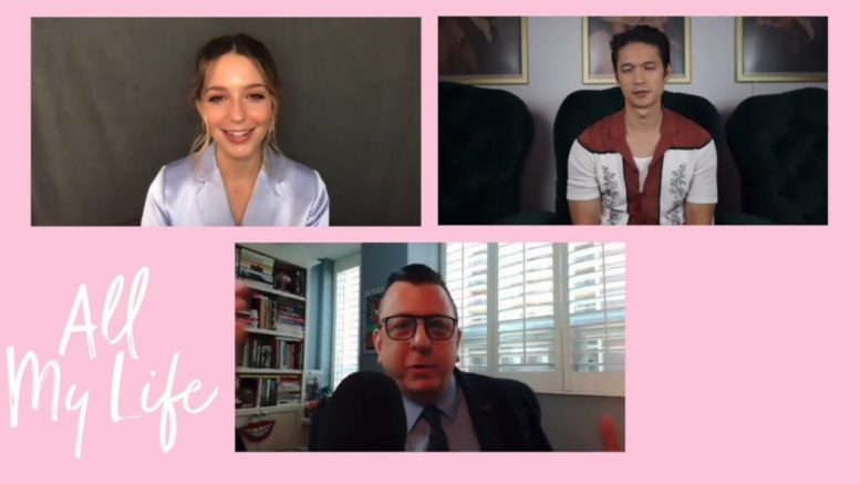 Richard Crouse speaks with the stars of romantic drama 'All My Life' 1
