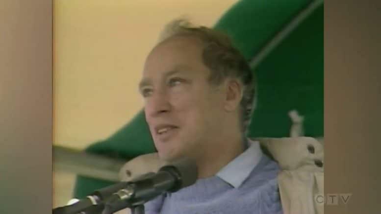 1982: Pierre Elliott Trudeau visits Canada's Wonderland on opening day 1