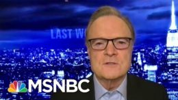 Lawrence: We've Shown Trump Team Knock On Every Conceivable Door | Morning Joe | MSNBC 3