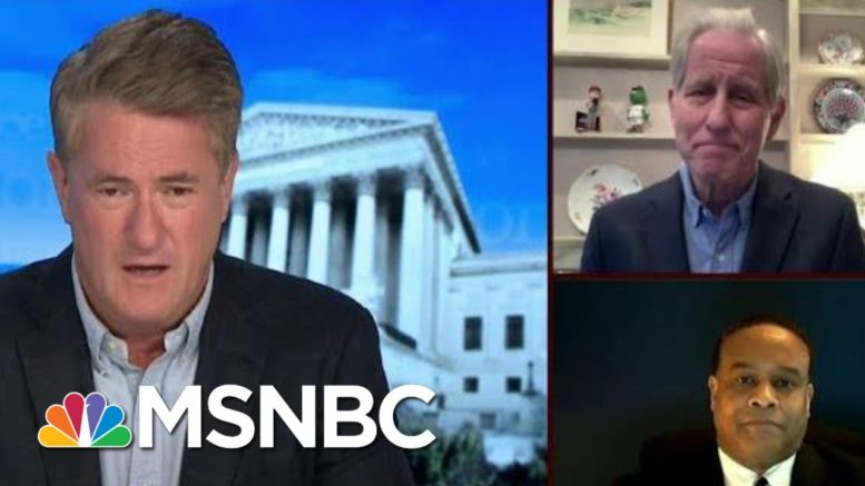 How Trump And Pandemic Are Driving Law, Med School Enrollment | Morning Joe | MSNBC 1